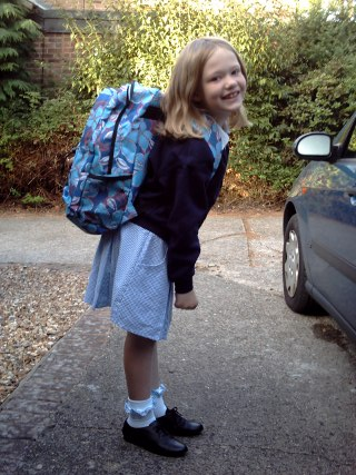 Starting Junior school